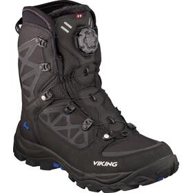 Viking Footwear Constrictor III Boa kengät , musta
